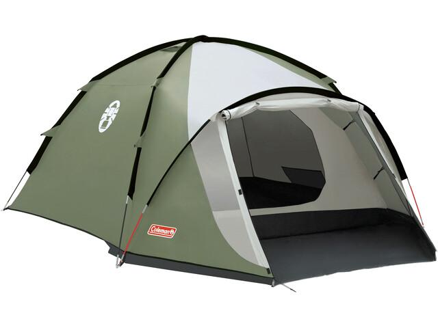 Coleman Rock Springs 4 Tent grey/green
